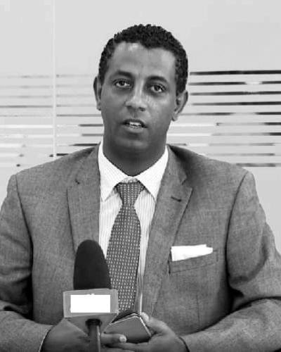 Dr.Tegbar Yigzaw